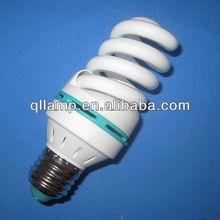 9MM D48 4.5T 15W HALOGEN FULL SPIRAL ENERGY SAVING LIGHT BULB