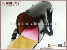 GuangZhou factory manufacture pu pet carrier pet bag