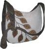 Corduroy Handmade Shoulder Bag