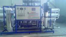 Living Water RO System, Water Treatment, Easy to Operate, Seawater Desalination System