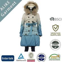 ALIKE fashion girls down jacket for women 2014