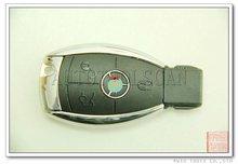 Original Remote Key for Mercedes Benz W211 3 Button 433Mhz Remote Key With Light Edge [ AK002009 ]