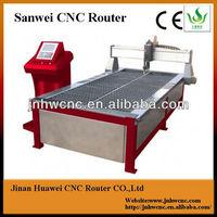 1325 60A power machine cut thick metal iron steel aluminium copper laser plasma cutter key machine