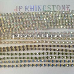 chian rhinestone trimming china wholesale supplier