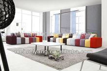 2013 high quality fabric furniture designs hot great novel furniture, shallow sofa sofa meubel WQ8986