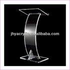 Good quality customized acrylic lectern podium