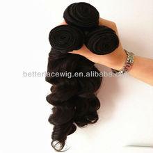 High quality Best sell Wholesale brazilian regular loose wave virgin zury hair