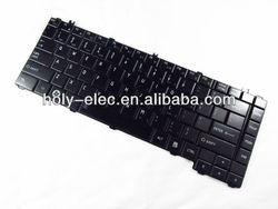 NEW US keyboard for Toshiba satellite C645 C645D L645 L645D Glossy black