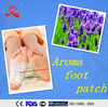 CHINESE MOXIBUSTION Aroma foot patch / Lavender foot patch