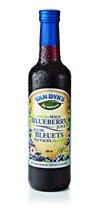Van Dyk's 100% Pure Wild Blueberry Juice of Canada