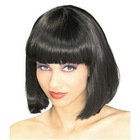 Supermodel Black Bob Wig- Sold by Dozen