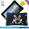 Top branded silicone protective cartoon case for Ipad