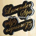 Special epoxy sticker
