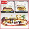 Cartoon train toy