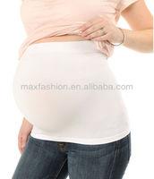 Fashion Maternity White Belly Band