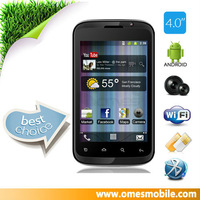 "4.0""Capcitive screen OT991 Spreadtrum SC 6820 dual sim android 2.3 china touchscreen cell phone"