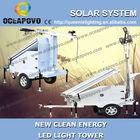 LED LIGHT TOWER/SOLAR ENERGY