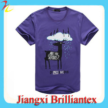 Promotional Wholesale Print Cotton T Shirt Used Clothes