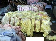 66 nylon air bag baled scrap