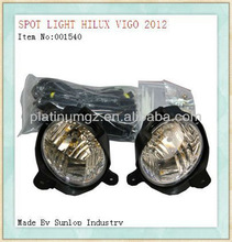 toyota hilux light parts 001540 spot light for toyota hilux vigo 2012