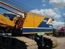 Kobelco 7080 80 Ton Crawler Crane