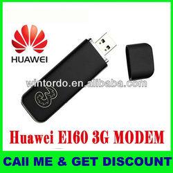 Brand new Huawei E160 3g usb modem Hot sale