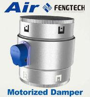 Motorized Damper(with Metal Barrel)