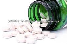 200mcg ( tabletas ) selenio suplemento alimenticio