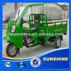 Economic Hot Sale three wheel passenger tricycle