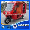 Powerful Fashion cargo tricycle three wheels