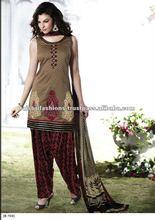 Embroidery Designer Salwar kurta