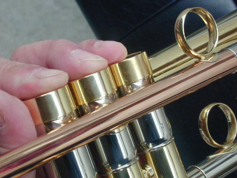 "Berkeley Heaviest Classic 5 1/8"" Bell Trumpet (Monette Style)"