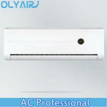 Amérique du nord utilisation AHRI certifié Quick connect tuyau disponibles climatiseur inverter 18000btu Seer19