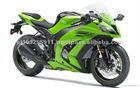 New Kawasaki bikes