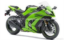 Kawasaky racing bikes