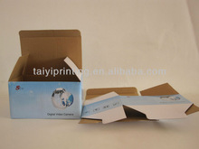 2013 Recycle luxury paper box manufacturer in bangalore