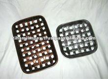 Designer Aluminium Dishes