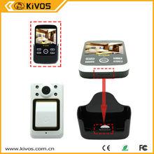Kivos Door Peephole Camera HD 3.5 Inch TFT Color Screen