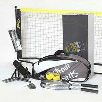 street tennis, portatile tennis courts system