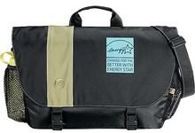 Distinctive innovative make leather satchel