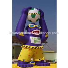 promotion giant inflatable animal