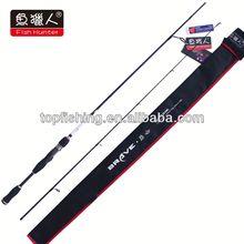 1.98m pen fishing rod spinning carbon fuji LBS001-662ML pen fishing rod
