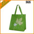 green color aminated pp non woven shopping bag (PRA-724)