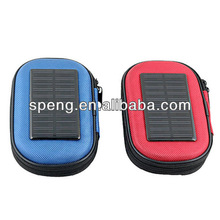 wholesale low price high quality portable solar battery charger bag for mobilephone