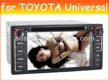 car audio car dvd player for VITZ / AVANZA 2003-2010 car radio with gps navigation