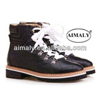 low price boots genuine leather shoes in China