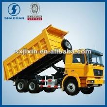 SHACMAN Left Hand Drive Tipper Truck Big Truck Trader