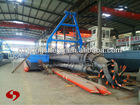 mini&portable dredge boat with low price