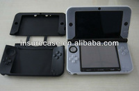 New Premium Game player silicone skin case for Nintendo 3DSLL
