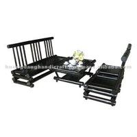 bamboo sofa set designs
